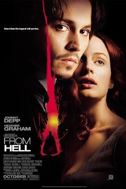 Từ Địa Ngục - From Hell (2001) Poster