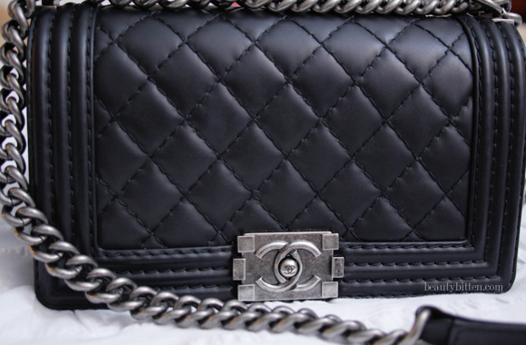 Here's a Story about a Boy... | Chanel Quilted Boy Bag ... : quilted boy tote chanel - Adamdwight.com