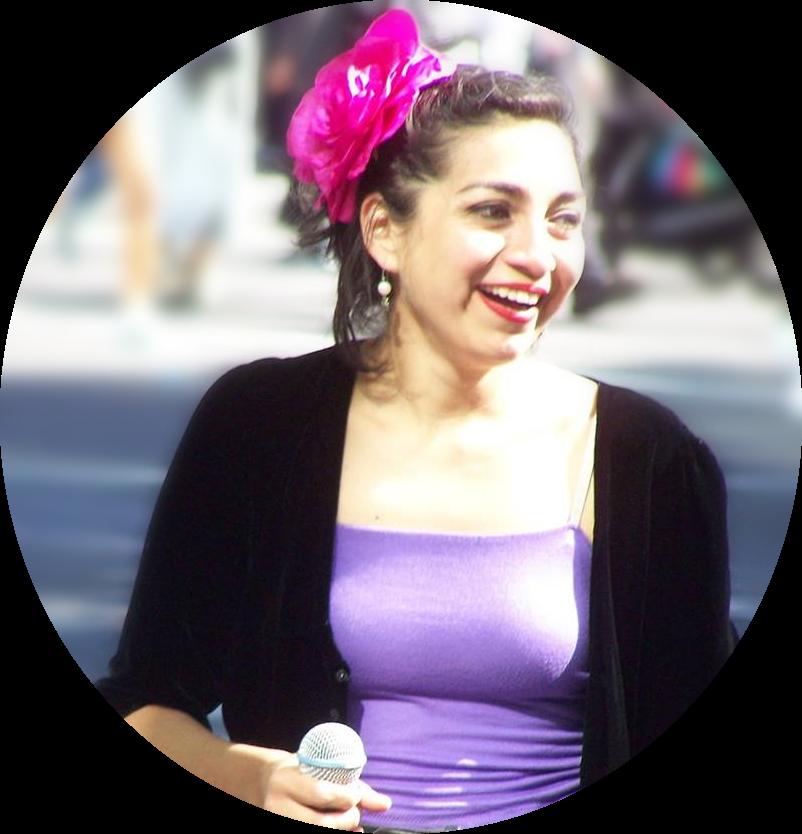 Elena Tango Singer