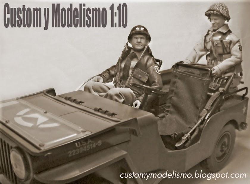 custom y modelismo 1:10