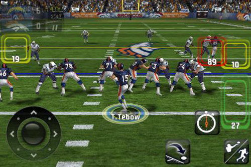 Madden NFL 11 android