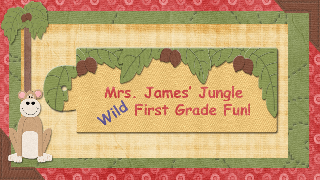 Mrs. James' Jungle