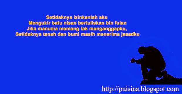 Puisi Arjuna Linglung Pulang Kampung