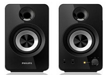 Buy Philips SPA1260/12 2.0 Channel Multimedia Speakers at Rs. 840 from rediff