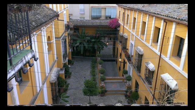 hotel casas Juderia Seville Espagne riyad