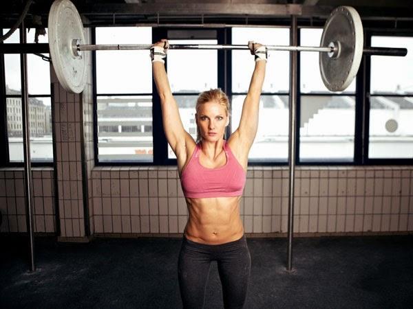 Latihan Beban Wanita