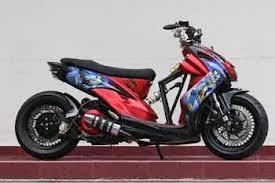 Gambar Modifikasi Motor Yamaha Mio 2012