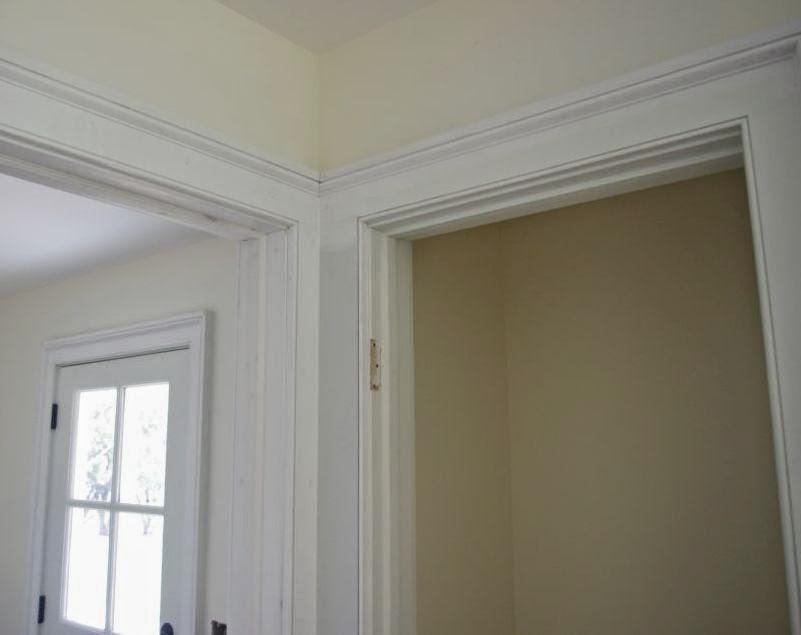 Interior Door Trim Molding Corners Interior Door Frame