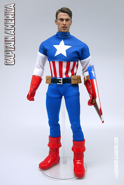 CAPTAIN ACTION - MARVEL/DC 955_cap
