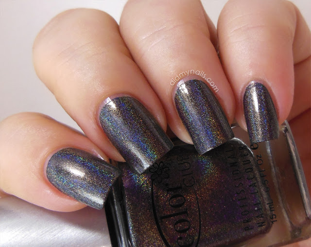 Color Club Beyond swatch
