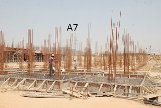 Amrapali Dream Valley :: Construction Status