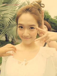 SNSD Jessica All About Girls Generation Paradise in Phuket