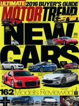 Free Motor Trend Magazine Subscription