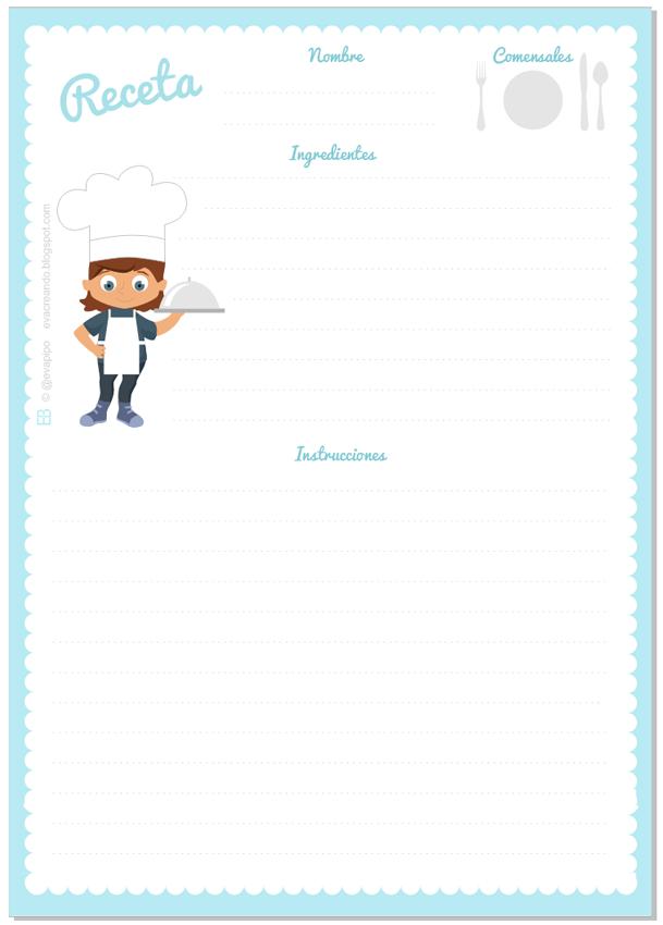 Eva barcel evacreando apps ilustraci n infantil - Plantillas para reposteria ...