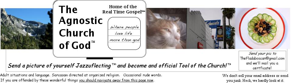 The Agnostic Church of God