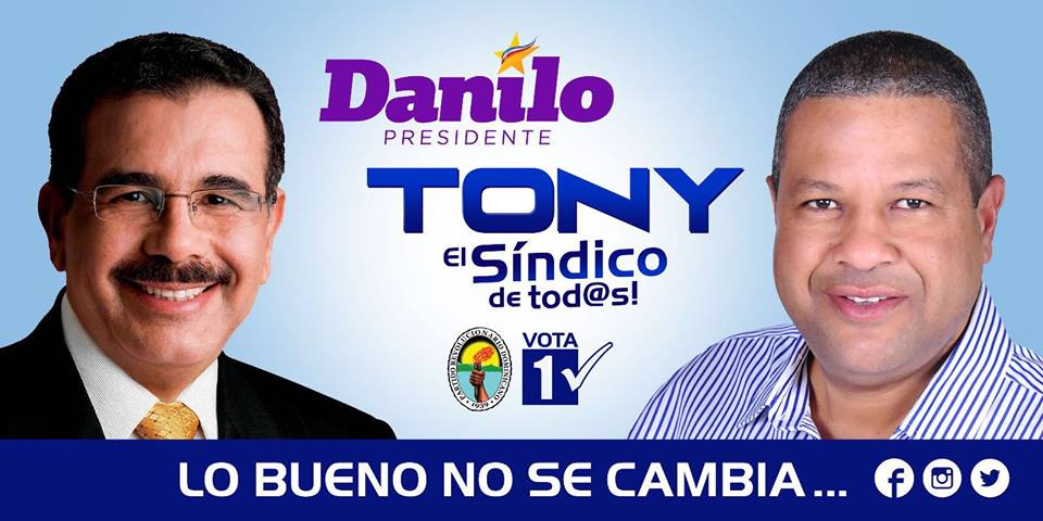 Tony Sindico.