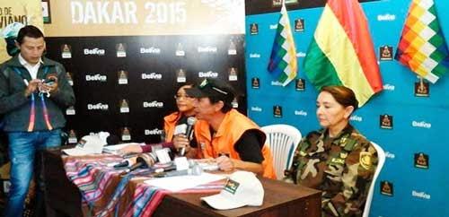 Bolivia apostará por formar parte del Dakar 2016