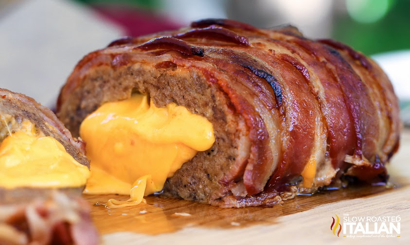 http://www.theslowroasteditalian.com/2014/04/bacon-double-cheeseburger-stuffed-meatloaf-recipe.html