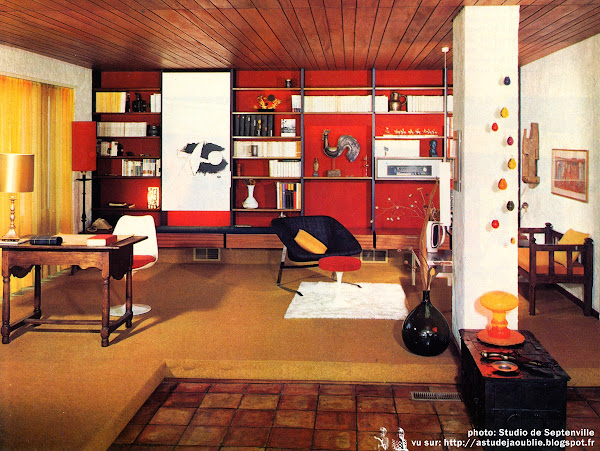 as tu d j oubli 50s 60s 70s architecture mulhouse maison de yves ruhlmann y ruhlmann. Black Bedroom Furniture Sets. Home Design Ideas