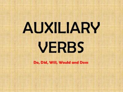 INGLÊS | Aprenda Verbos auxiliares (Auxiliary verbs)