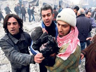 Syria Disiasat Lakukan Jenayah Perang