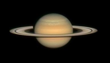 Amateur astronomy saturn