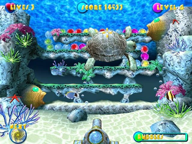 Download Game Aqua Pop