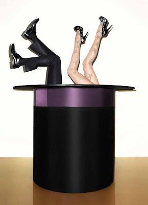 Aldo F/W 11.12 : Lily Donaldson por Terry Richardson en elblogdepatricia.com