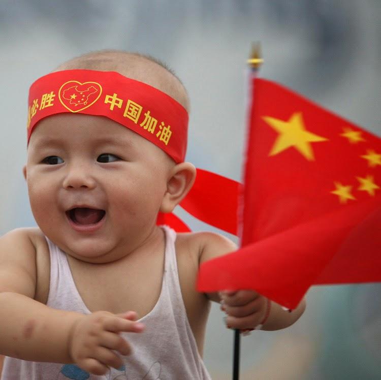 Foto bayi lucu asal cina