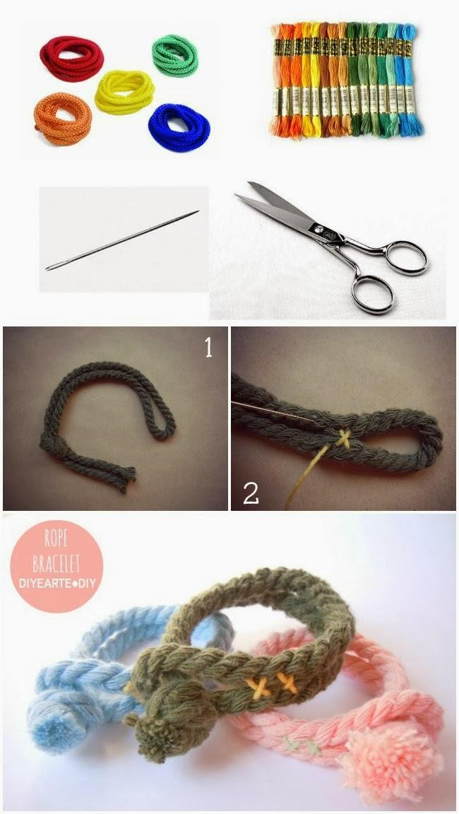 rope-bracelet-knot-diy-diyearte-pulsera-cuerda-nudo-handmade-jewelry