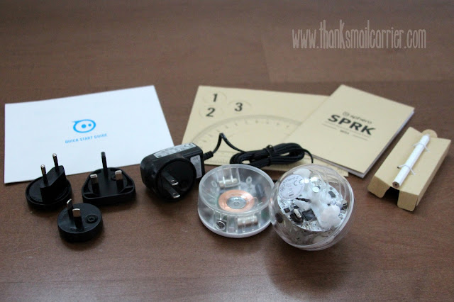 Sphero SPRK Edition contents