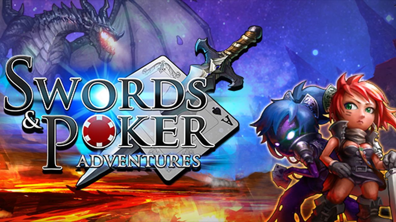 Swords & Poker Adventures Gameplay IOS / Android
