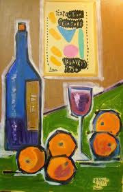 Picasso Still Life Painting