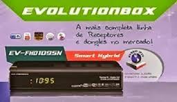 EVOLUTIONBOX EV FHD 1095N NOVA ATUALIZAÇÃO - V 2.03 D - 21/01/2014