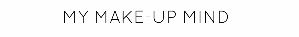 MY MAKE-UP MIND