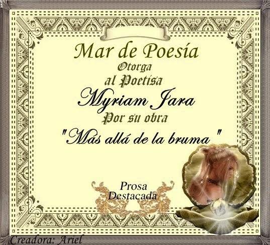 """""""MÁS ALLÁ DE LA BRUMA"""""""