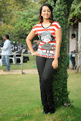Ester Noronha photos bheemavaram bullodu press meet-thumbnail-15