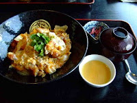 Japanese Menu Oyakodon