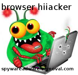 browser hijacker virus as a form of malware program. Browser hijacker