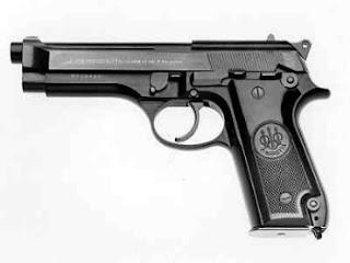 Pistol Beretta 92