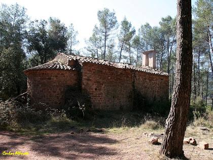 L'ermita de la Mare de Déu del Grau. Autor: Carlos Albacete