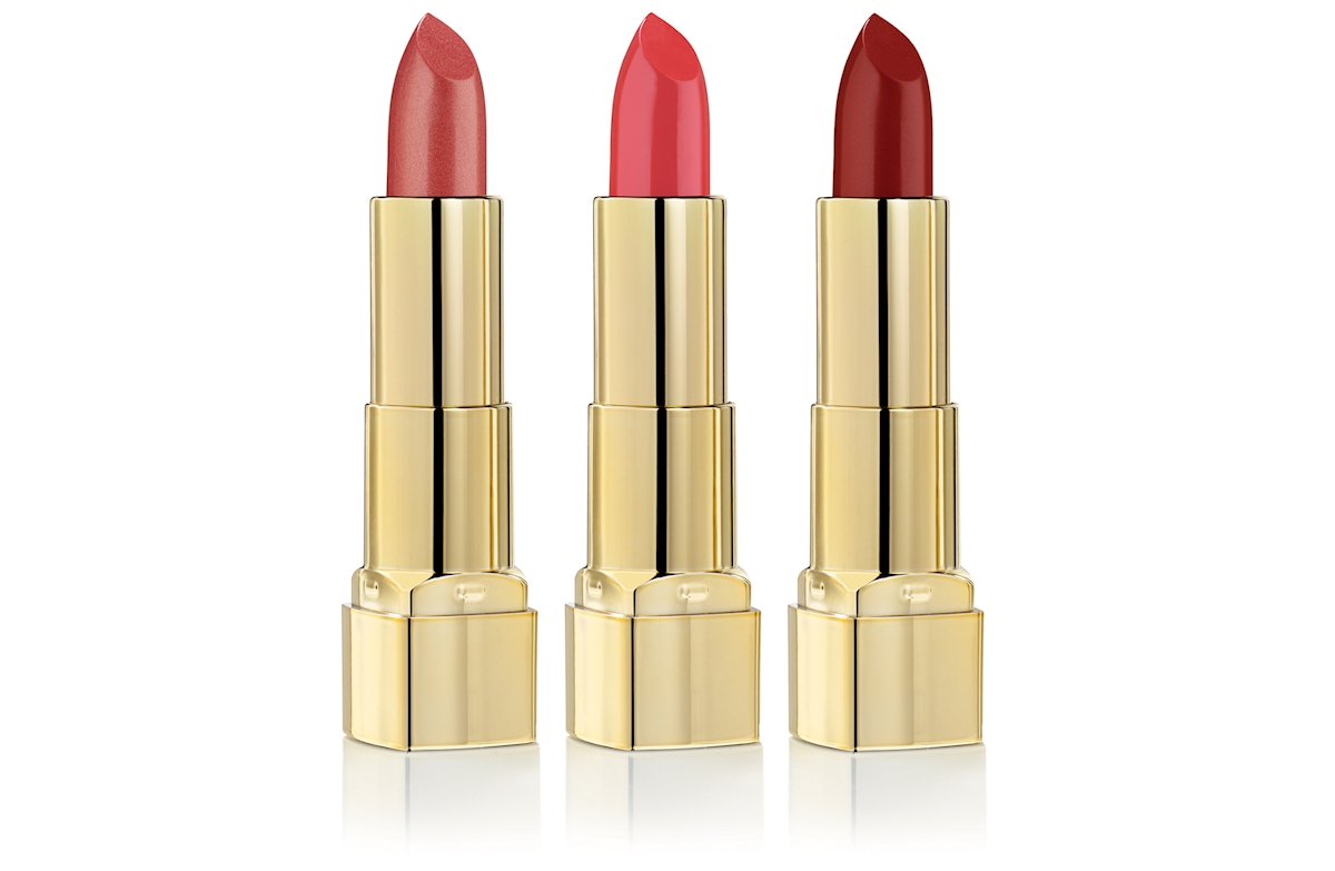 ASTOR Soft Sensation Color & Care Lipstick 400 | Exotic Peach | 403 Attractive Coral | 501 Full of Red