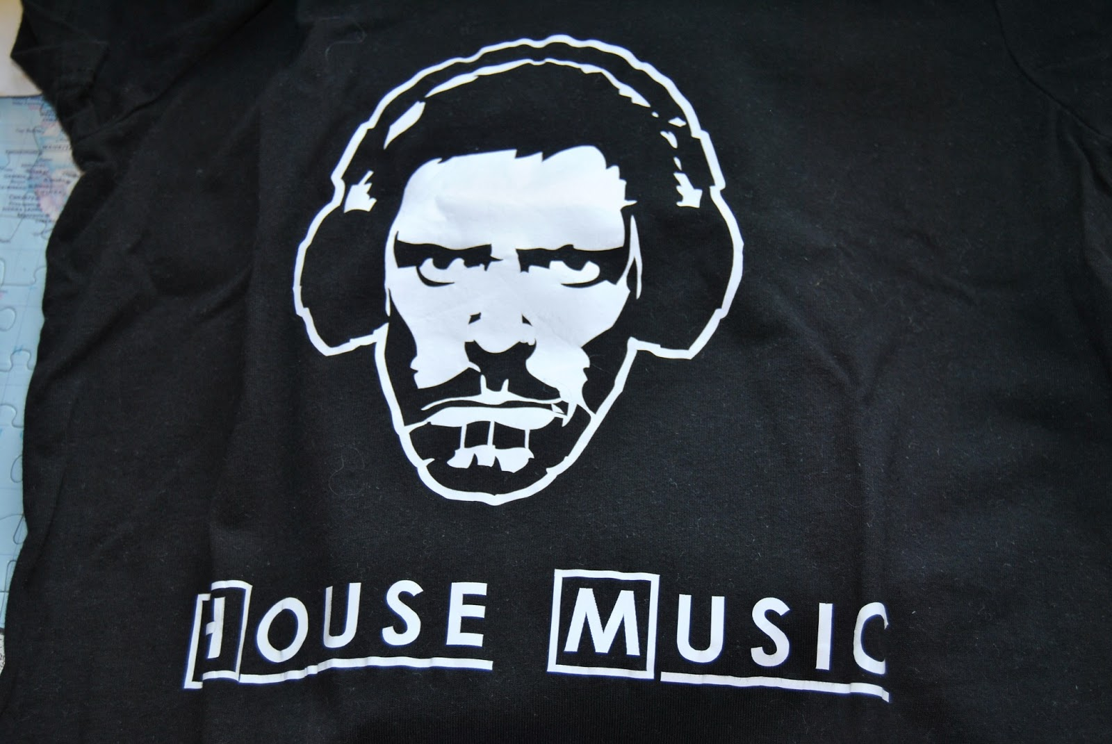 (DR) House music