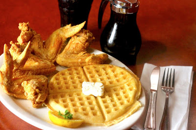 Gladys and Ron's Chicken and Waffles