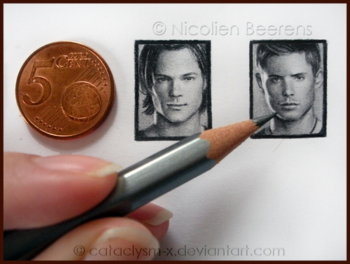 00-Nicolien-Beerens-Cataclysm-X-Miniature-Celebrity-Portraits-Drawing-www-designstack-co