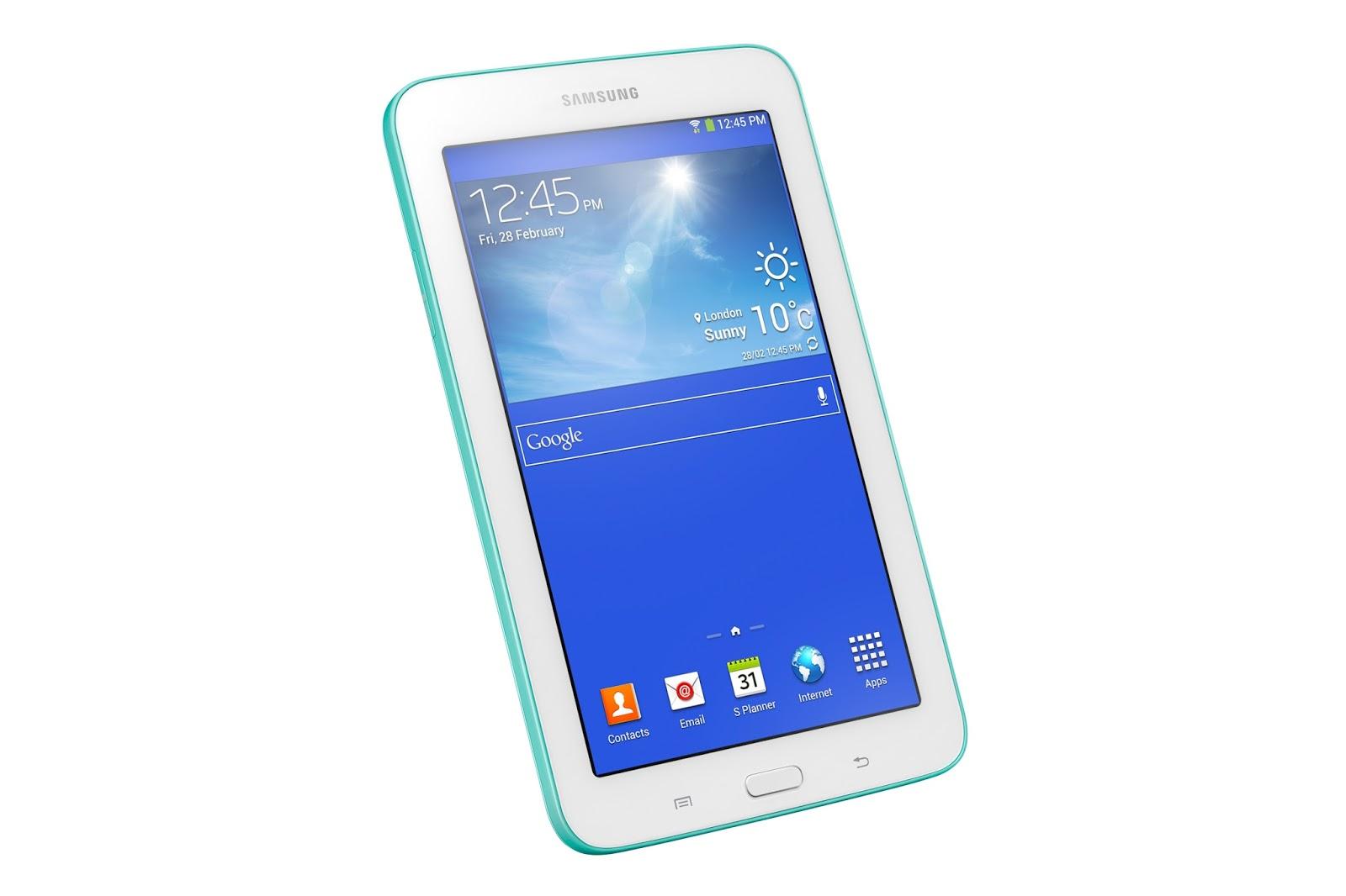Samsung Galaxy Tab 3 Lite Gets 3 New Colour Variants Blue