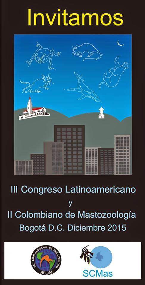 II Congreso Colombiano y III Latinoamericano de Mastozoología
