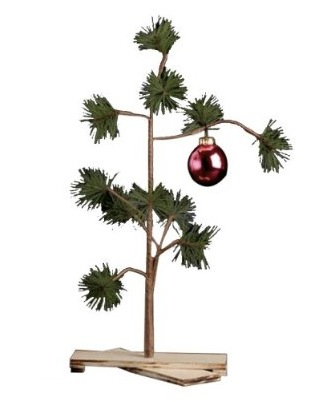 Christmas Charlie Brown Tree 2014 Funny Pictures