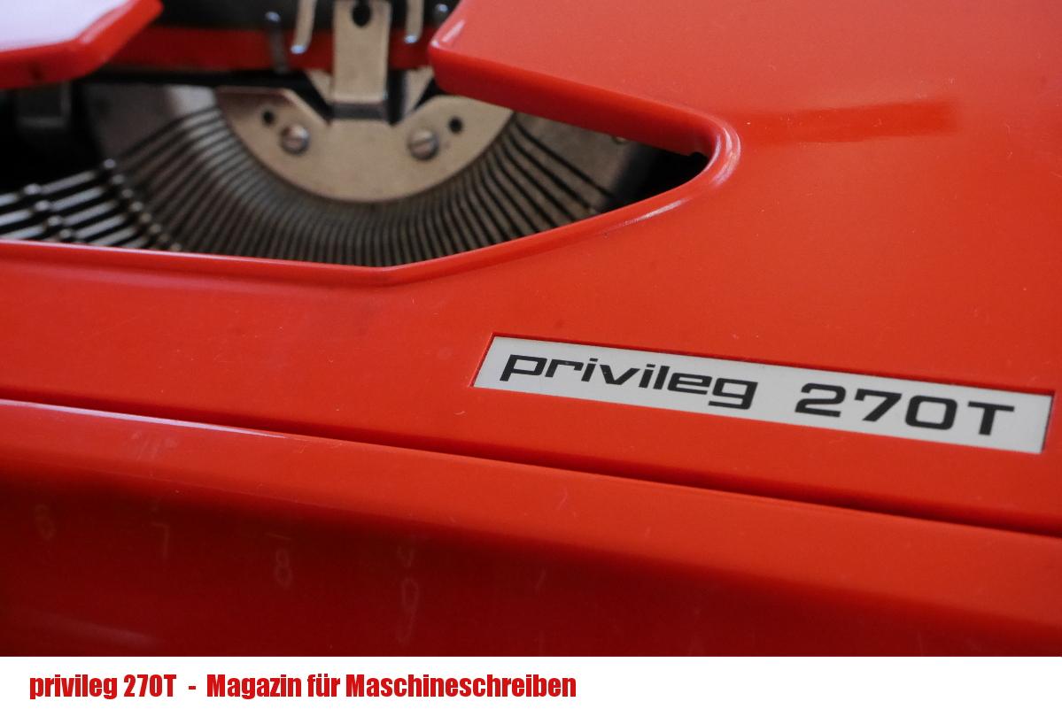 privileg 270T