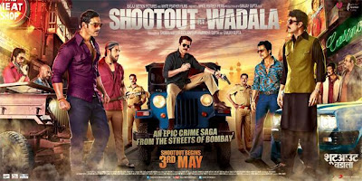 'Shootout At Wadala' Latest Wallpapers